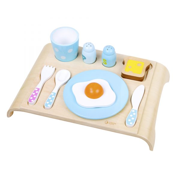 Classic World Breakfast Set 1