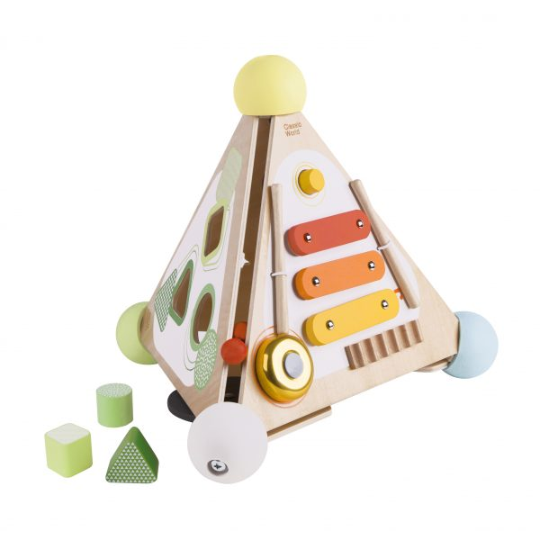 Classic World Pyramid Activity Box 1