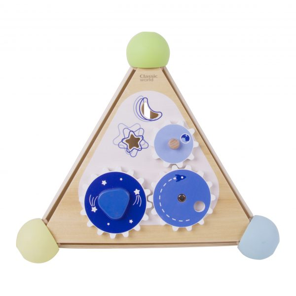 Classic World Pyramid Activity Box 2