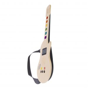 Classic World Wooden Glowing Guitar 5