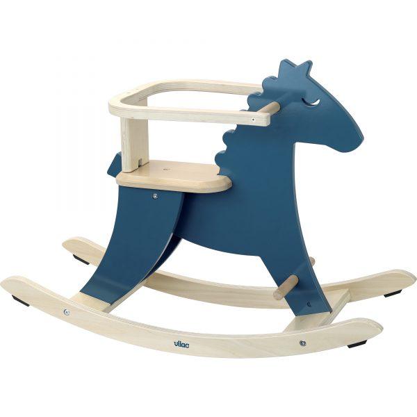 Vilac Wooden Rocking Horse 1
