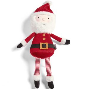 Mamas & Papas Soft Toy Santa