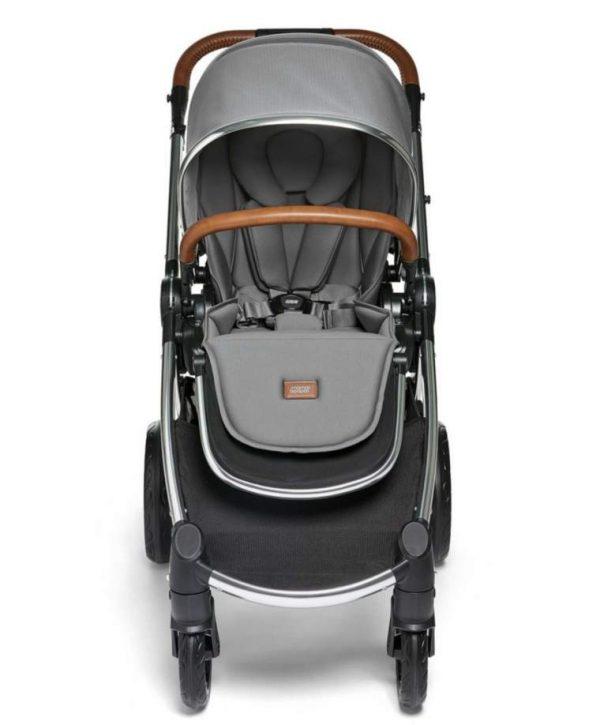 Mamas & Papas Ocarro Fossil Grey Essentials Bundle 3