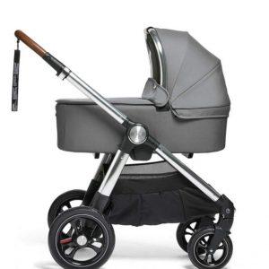 Mamas & Papas Ocarro Fossil Grey Essentials Bundle 11