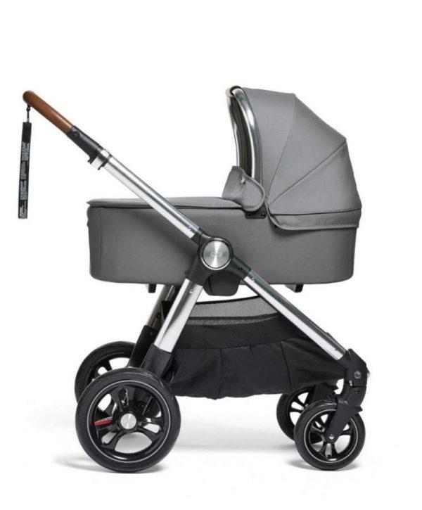 Mamas & Papas Ocarro Fossil Grey Essentials Bundle 2