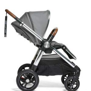 Mamas & Papas Ocarro Fossil Grey Essentials Bundle 10