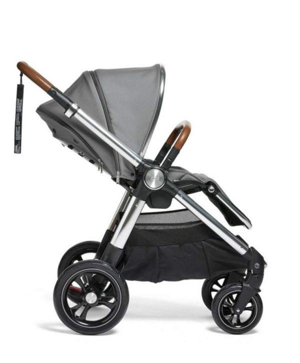 Mamas & Papas Ocarro Fossil Grey Essentials Bundle 1