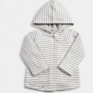 Mamas & Papas Striped Reversible Hoody 4