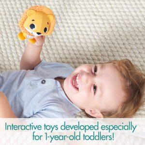 Tiny Love Wonder Buddies - Leo Lion 18