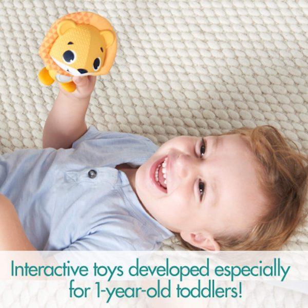 Tiny Love Wonder Buddies - Leo Lion 4