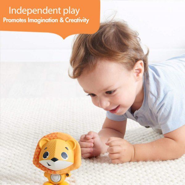 Tiny Love Wonder Buddies - Leo Lion 8