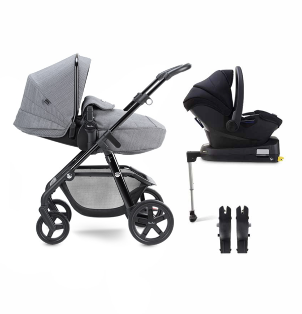 Silver Cross Horizon Moonlight & Simplicity Isofix Bundle 1