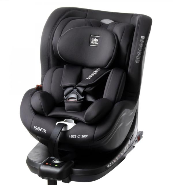 Babyauto Signa - Anthracite Black 1