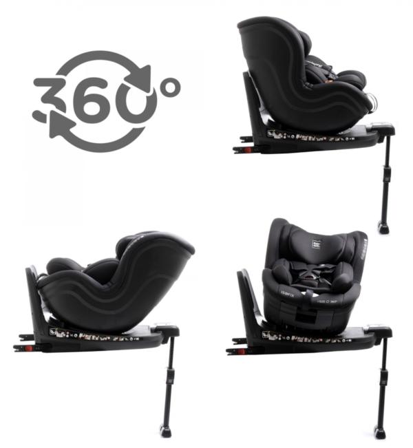 Babyauto Signa - Anthracite Black 2
