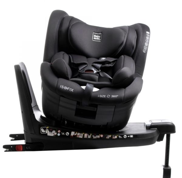 Babyauto Signa - Anthracite Black 3