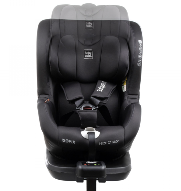 Babyauto Signa - Anthracite Black 4