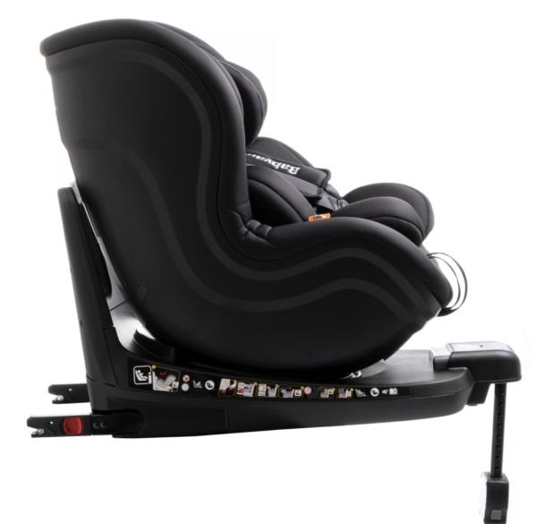 Babyauto Signa - Anthracite Black 5