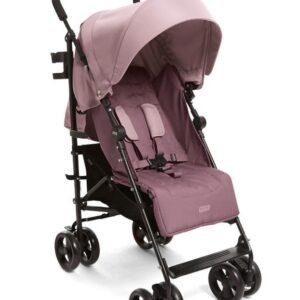 Mamas & Papas Cruise Stroller - Grape and Floral Footmuff 9