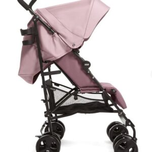 Mamas & Papas Cruise Stroller - Grape and Floral Footmuff 10