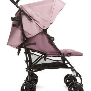 Mamas & Papas Cruise Stroller - Grape and Floral Footmuff 11