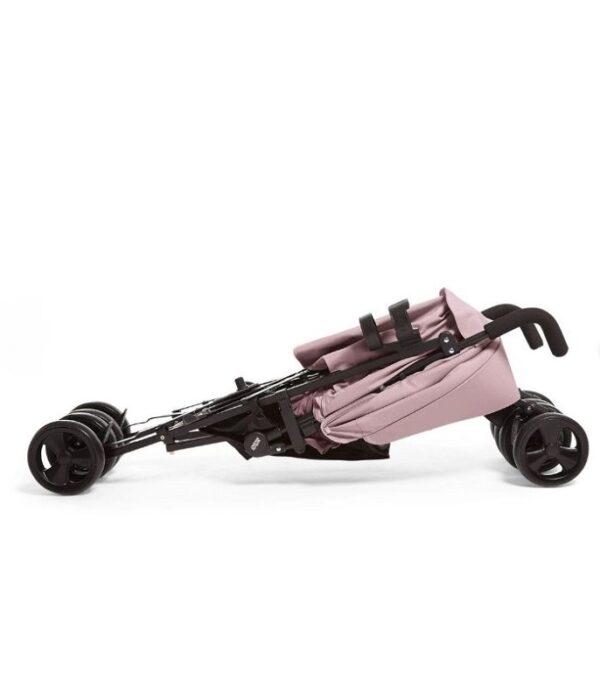 Mamas & Papas Cruise Stroller - Grape and Floral Footmuff 6