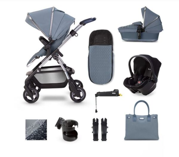 Silver Cross Wayfarer 2020 Bundle 2 - Sky 1