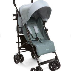 Mamas & Papas Cruise Stroller - Mint and Rocketman Footmuff 9