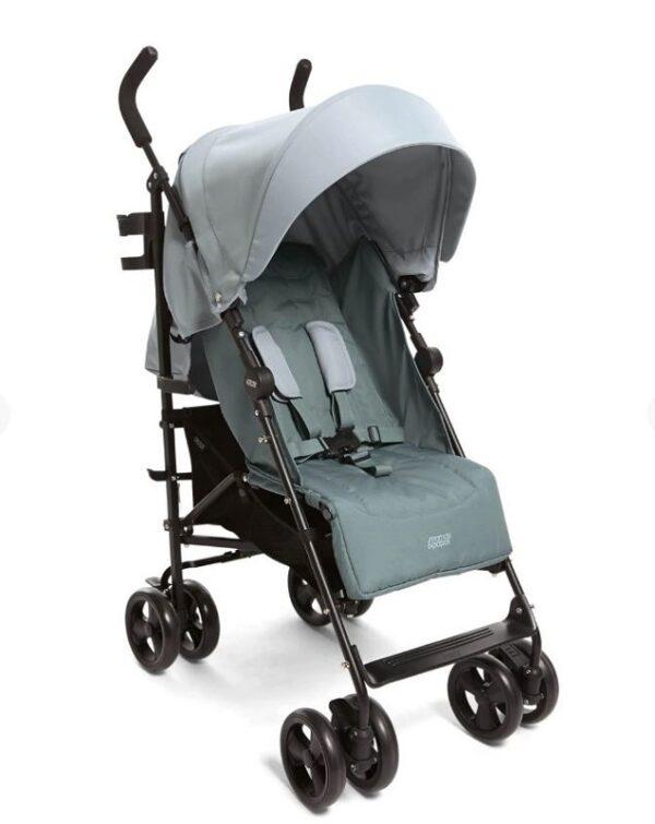 Mamas & Papas Cruise Stroller - Mint and Rocketman Footmuff 2