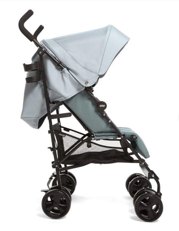 Mamas & Papas Cruise Stroller - Mint and Rocketman Footmuff 3