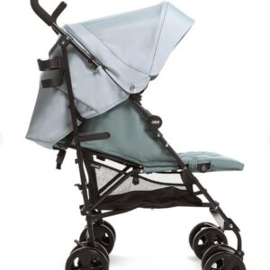 Mamas & Papas Cruise Stroller - Mint and Rocketman Footmuff 11