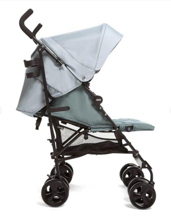 Mamas & Papas Cruise Stroller - Mint and Rocketman Footmuff 4