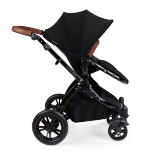 Ickle Bubba Stomp V3 All in One iSize - Black/ Black/Tan 21