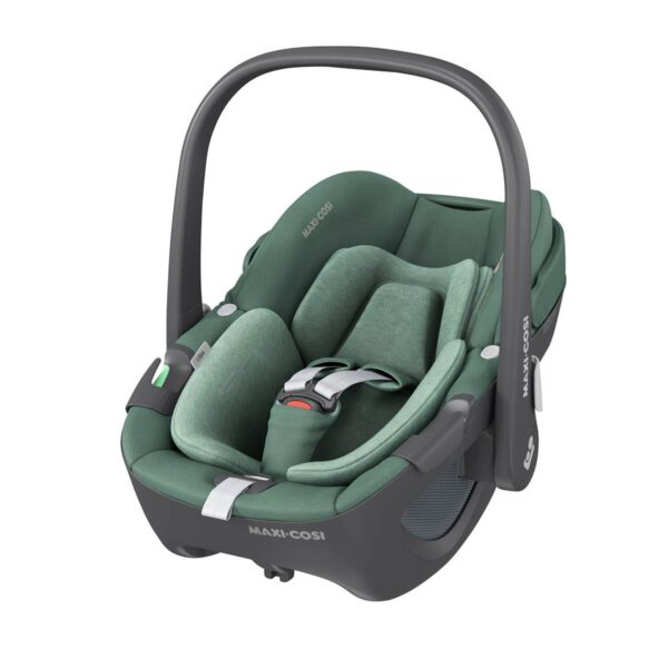 Maxi Cosi Pebble 360 - Essential Green 1
