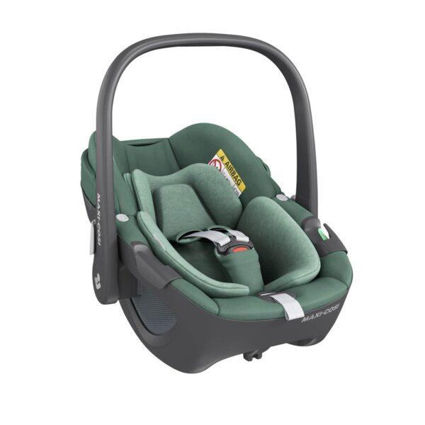 Maxi Cosi Pebble 360 - Essential Green 6