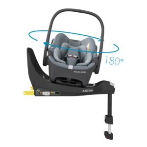 Maxi Cosi Pebble 360 - Essential Grey 12