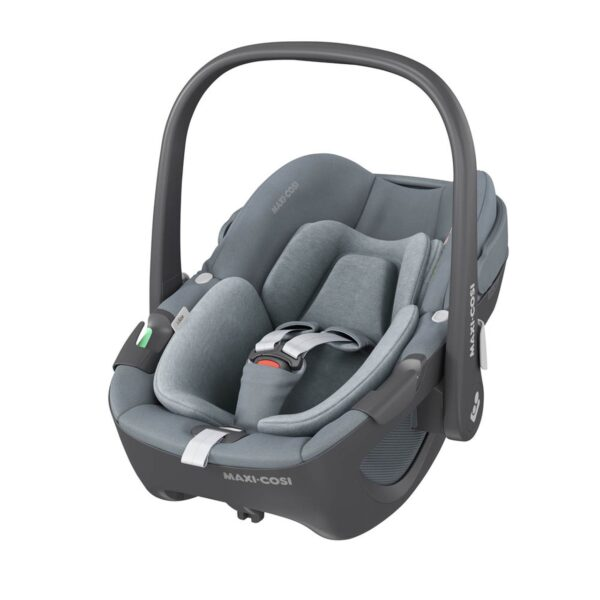 Maxi Cosi Pebble 360 - Essential Grey 1