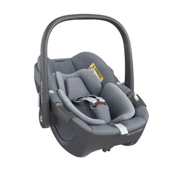 Maxi Cosi Pebble 360 - Essential Grey 6