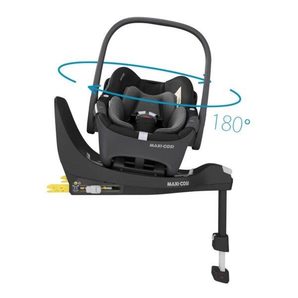 Maxi Cosi Pebble 360 - Essential Black 5
