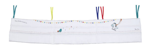 Silver Cross Cot/Cot Bed Bumper - Zoobaloo 2