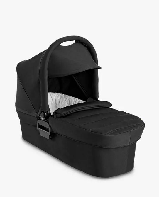 Baby Jogger City Mini 2 Double Carrycot Factory Seconds - Jet 1