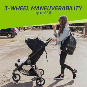 Baby Jogger City Mini GT 2 Factory Seconds - Slate 25