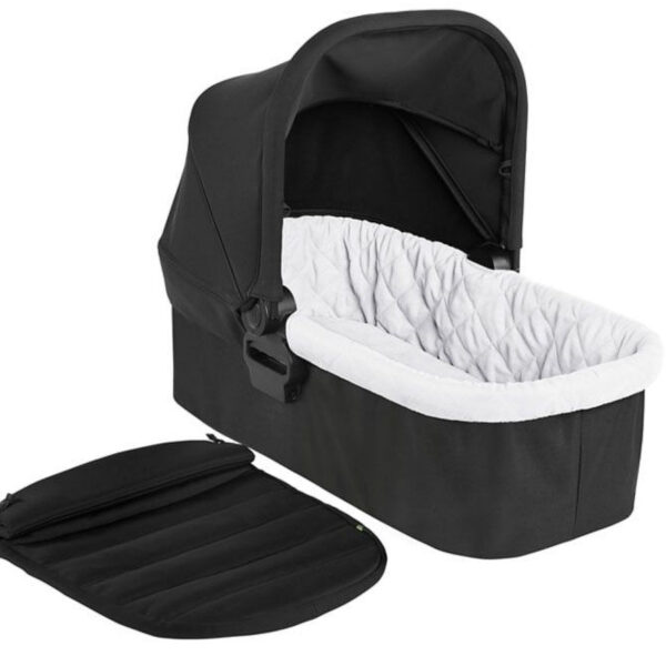 Baby Jogger City Mini 2 Carrycot Factory Seconds - Jet 3