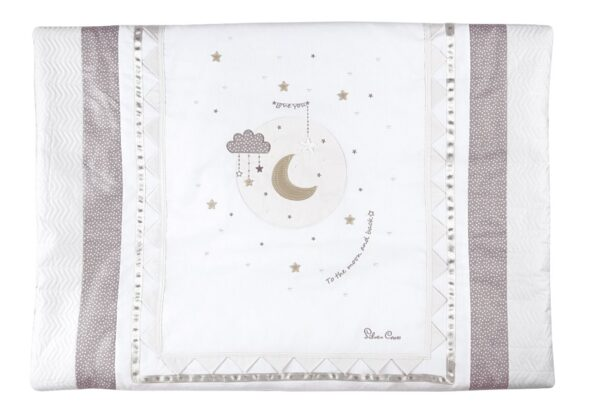 Silver Cross Quilt - To The Moon and Back 2