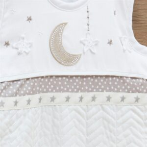 Silver Cross Sleepsuit - To The Moon and Back 6