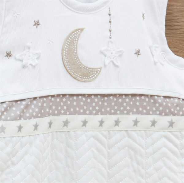 Silver Cross Sleepsuit - To The Moon and Back 2
