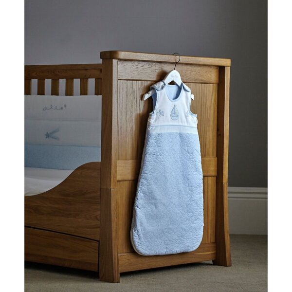 Silver Cross Sleepsuit - Vintage Blue 2