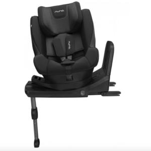 Nuna REBL Basq i-Size Car Seat - Caviar 5