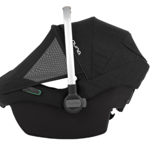 Nuna Pipa NEXT iSize Car Seat & isofix base - Caviar 6