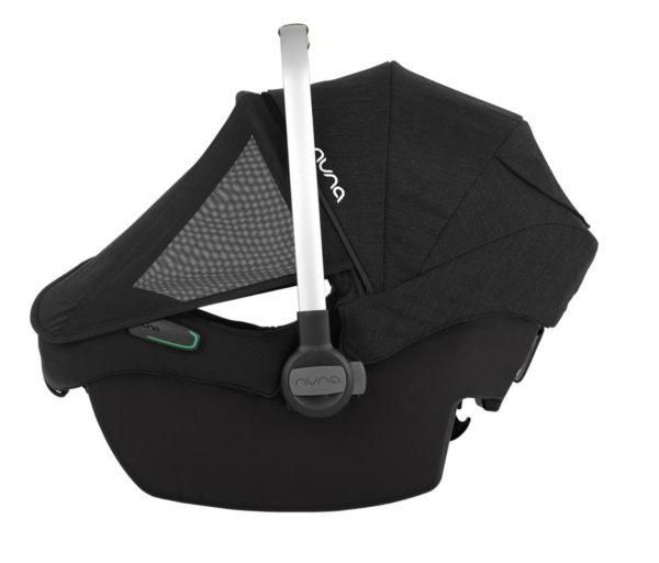Nuna Pipa NEXT iSize Car Seat & isofix base - Caviar 2
