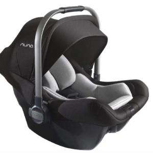 Nuna Pipa Lite LX Car Seat & isofix base - Caviar 6
